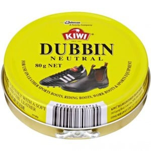 Kiwi Shoe Care Polish Dubbin Neutral