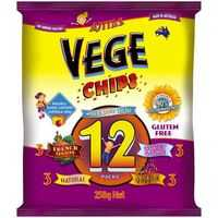 Vege Chips Multi 12 Pack