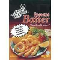 Mary Mack's Instant Batter Mix