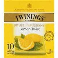 Twinings Lemon Twist Tea Bags