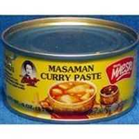 Maesri Paste Masaman Curry