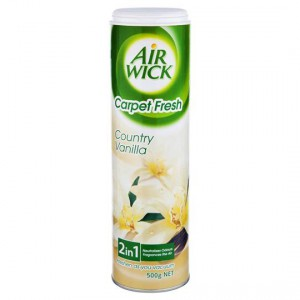 Air Wick Floor Carpet Deodorant Vanilla