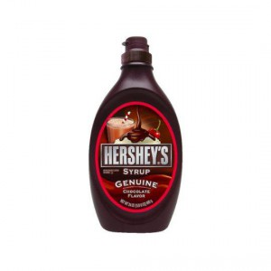 Hersheys Chocolate Syrup Squeeze