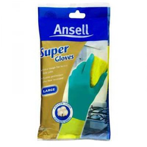 Ansell Gloves Super Large Size 9