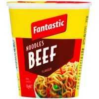 Fantastic Beef Noodle Cup