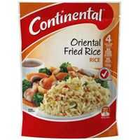 Continental Fried Rice Oriential