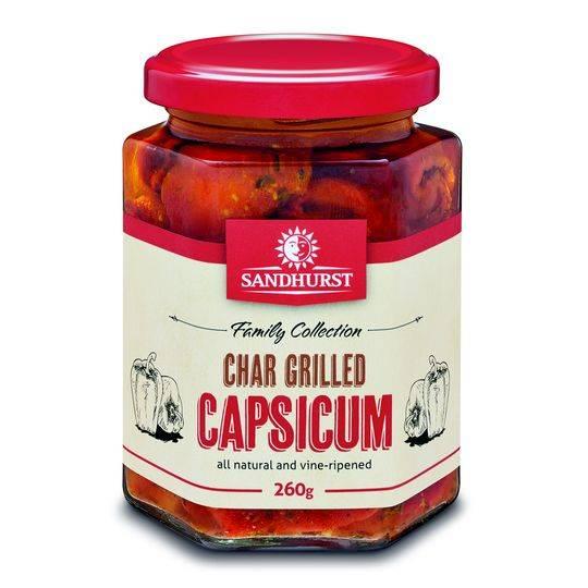 Sandhurst Capsicum Chargrilled