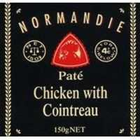 Normandie Pate Chicken With Cointreau