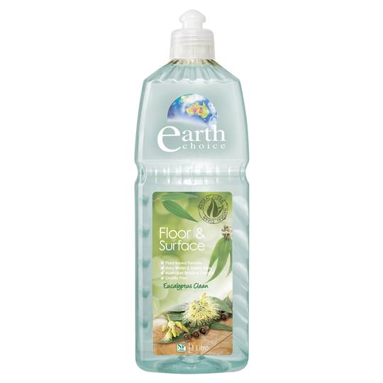 mom245659 reviewed Earth Choice Floor Surface Cleaner
