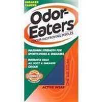 Odor Eaters Shoe Care Inner Sole Sneaker Tame