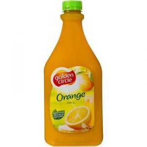 Golden Circle Orange Juice