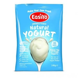 Easiyo Unsweetened Yoghurt Base