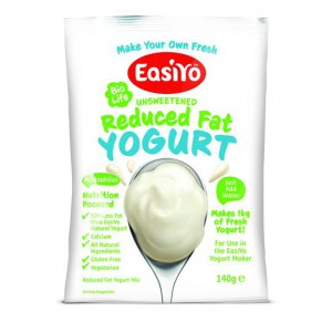 Easiyo Unsweetened Reduced Fat Yoghurt Base