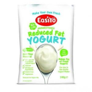 Easiyo Unsweetened Reduced Fat Yoghurt Base