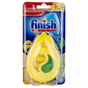Finish Dishwasher Deodoriser Lemon Lime