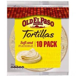 Old El Paso Tortillas