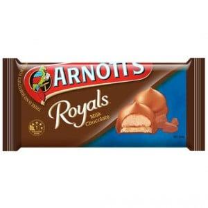 Arnott's Royals Milk Chocolate