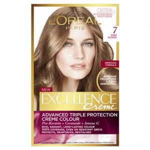 L'oreal Excellence Crème 7 Dark Blonde