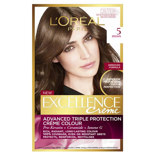 L'oreal Excellence Crème 5.0 Brown