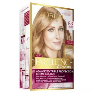L'oreal Excellence Crème 8.3 Golden Blonde