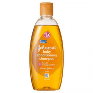 Johnson's Baby Hair Care Shampoo & Conditioner