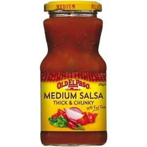 Old El Paso Medium Salsa Thick & Chunky