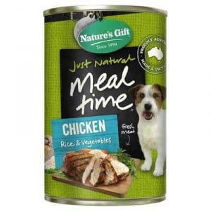 Nature's Gift Adult Dog Food Chicken Rice & Vegetable