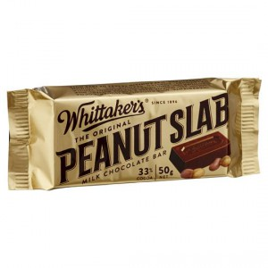 Whittakers Peanut Slab Milk Chocolate
