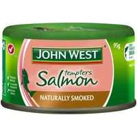 John West Tempters Salmon Smoked Flavour