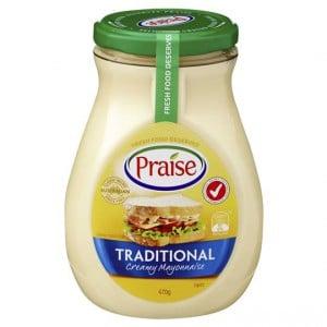 Praise Mayonnaise Traditional