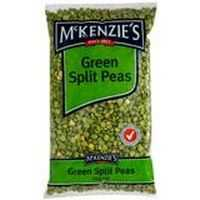 Mckenzie's Dried Green Split Peas