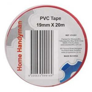 Home Handyman Tape Pvc