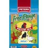 Peters Poultry Free Range Mix