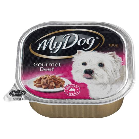 My Dog Adult Dog Food Gourmet Beef