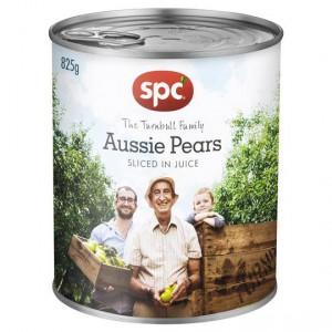 Spc Pear Sliced In Natural Juice