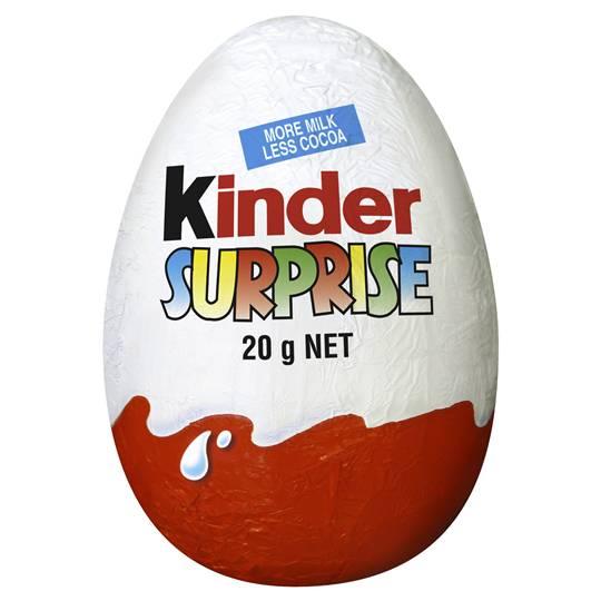 Kinder Surprise Chocolate Egg