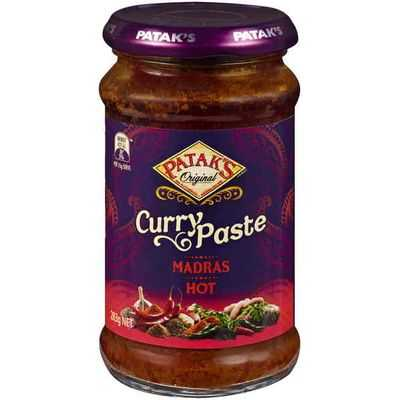 Pataks Paste Curry Madras