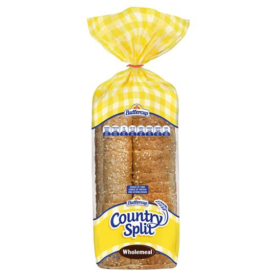 Buttercup Country Split Wholemeal Bread