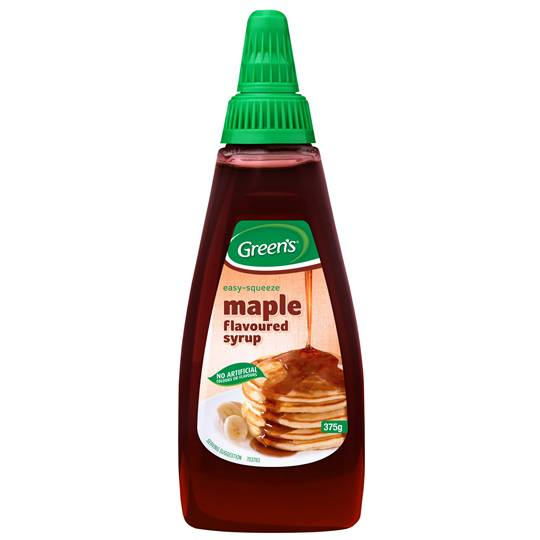 ra27 reviewed Greens Maple Syrup