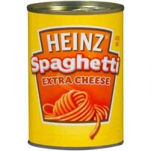 Heinz Spaghetti Extra Cheesy Sauce