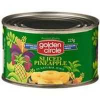 Naomi reviewed Golden Circle Pineapple Pieces In Natural Juice