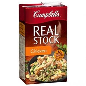 Campbells Real Chicken Liquid Stock