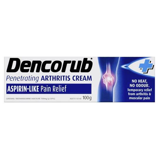 Dencorub Cream Arthritis Cream