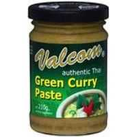 Valcom Paste Thai Green Curry
