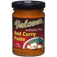 Valcom Paste Thai Red Curry