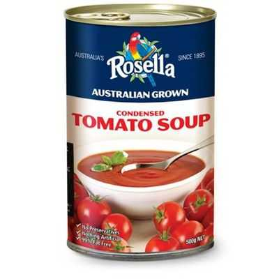 Rosella Canned Soup Tomato Condensed