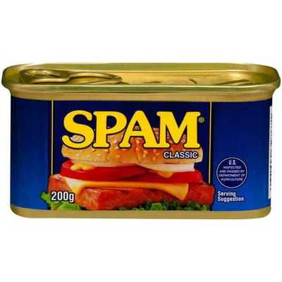 Spam Ham Spiced