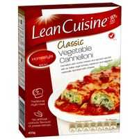 Lean Cuisine Large Serve Canneloni Vegetable