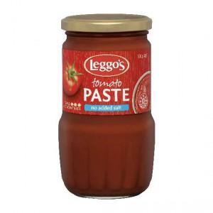 Leggos Tomato Paste No Added Salt