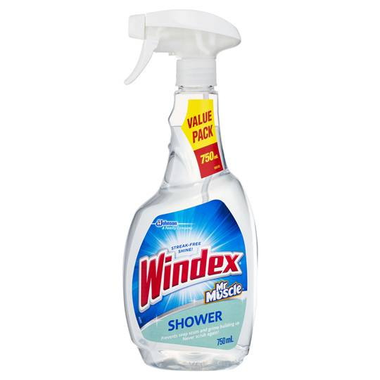 Windex Shower Cleaner Trigger